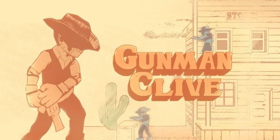 Gunman Clive PS4 PlayStation 4 1