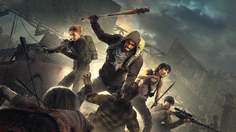 Overkill's The Walking Dead PS4 PlayStation 4