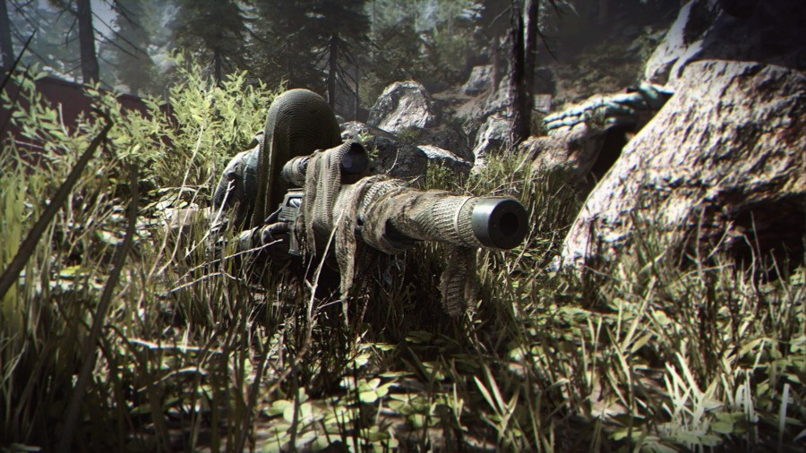 Call of Duty: Modern Warfare PS4 PlayStation 4 Multiplayer 1