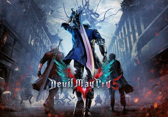 Gamescom 2018 Devil May Cry 5 Locks On To A March 2019 Release Date