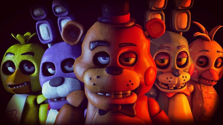 hit horror series five nights at freddy s is creeping to ps4 push