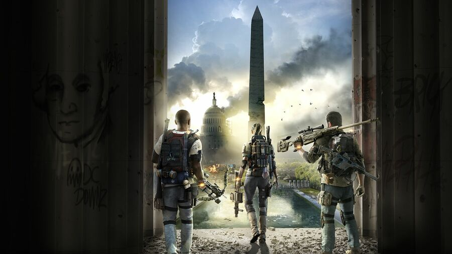 The Division 2 beta patch 2.01