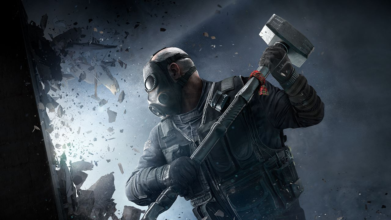 Rainbow Six Quarantine is a co-op space shooter coming to E3 - rumour