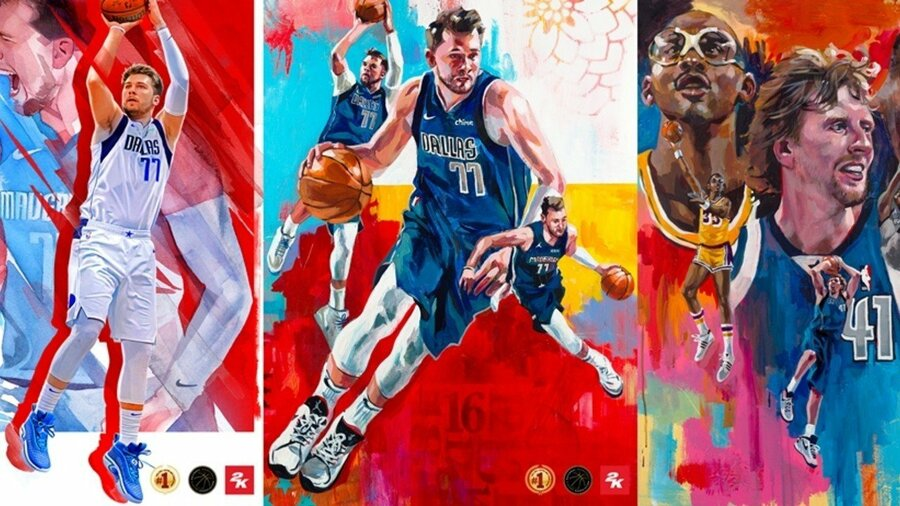NBA 2K22 PS5 PlayStation 5 1