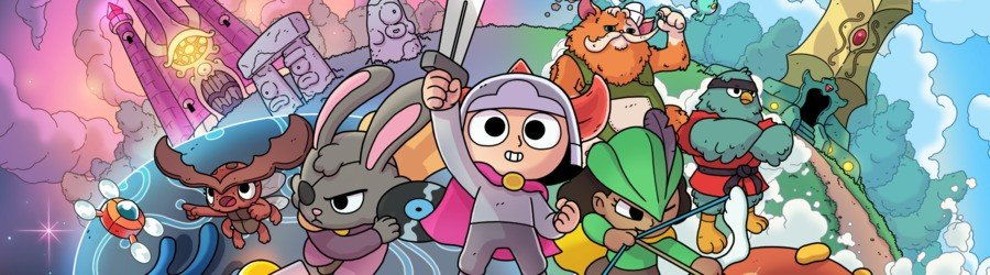 The Swords of Ditto (PS4)