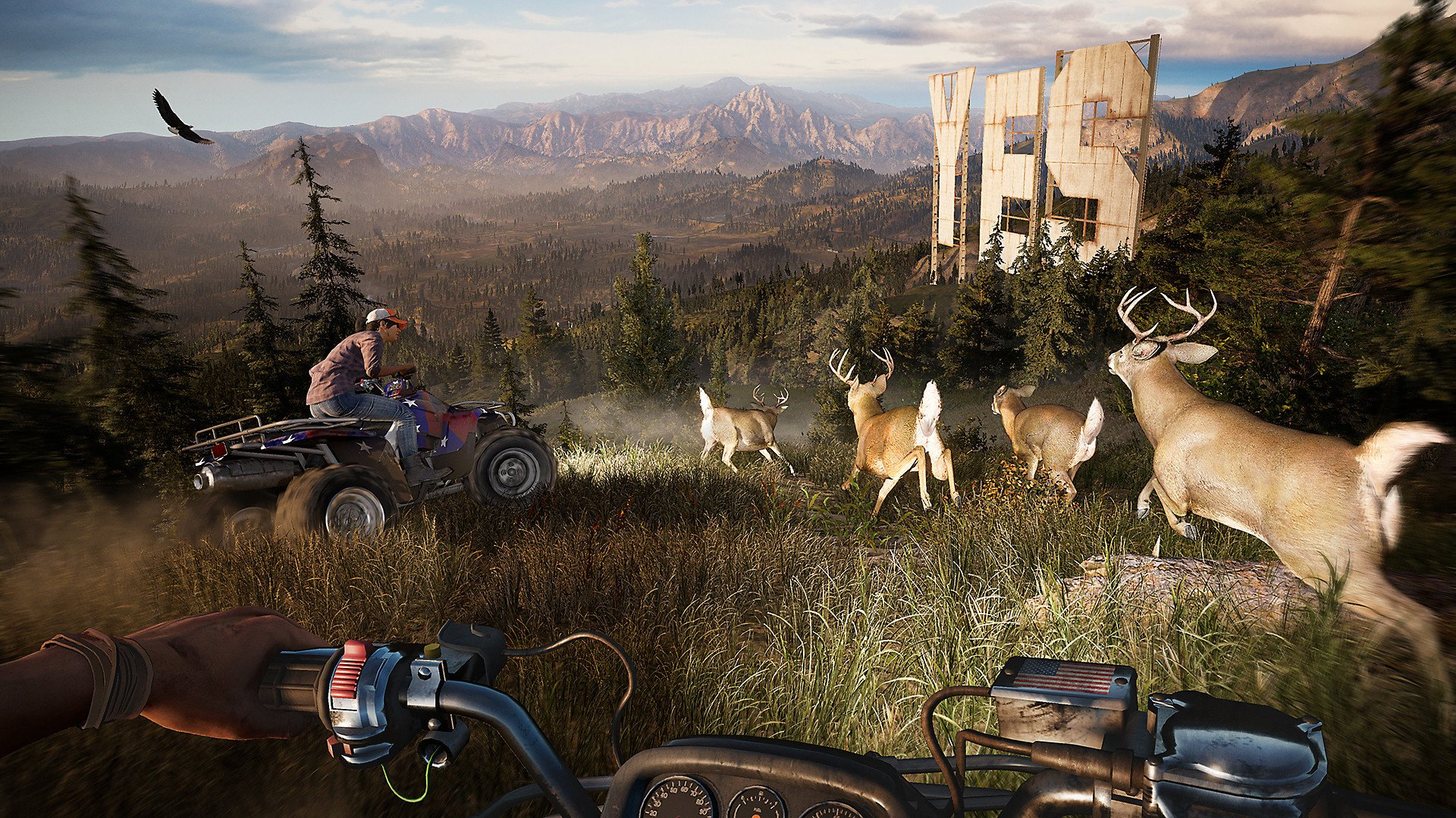 Far Cry 5 Land Vehicles List All Unlockable Automobiles Recreational Trucks Vans And Heavy Vehicles Guide Push Square