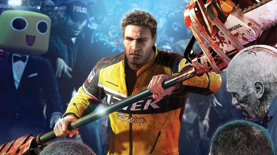 Dead Rising PS4 PlayStation 4