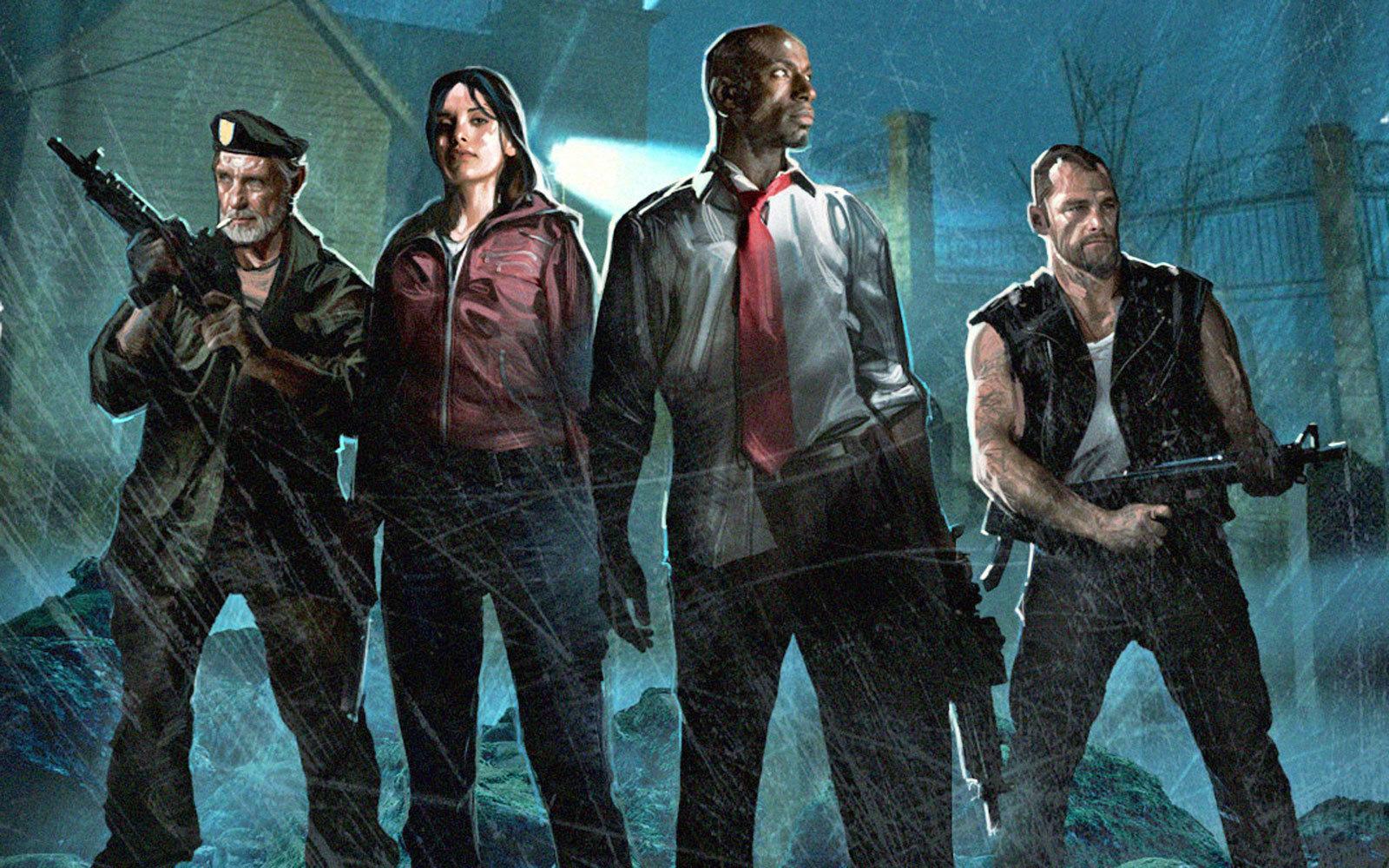 Turtle Rock Studios Announces Back 4 Blood