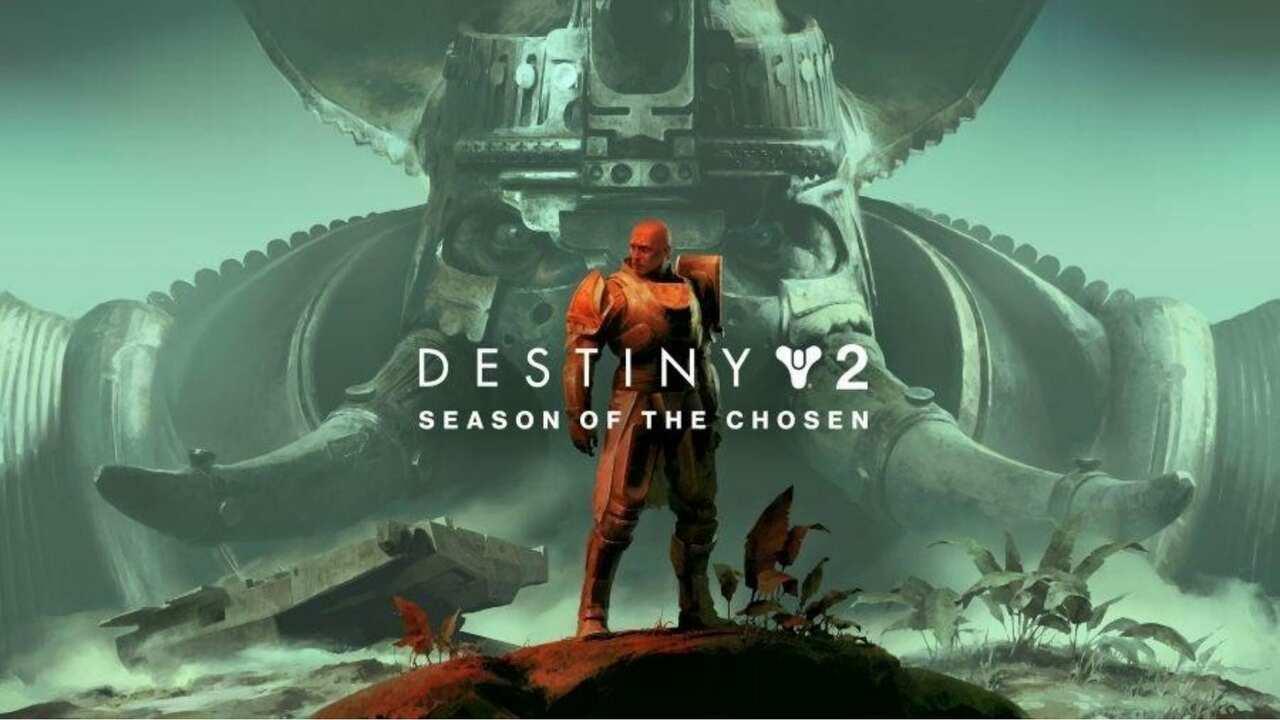 Destiny 2 продолжает развиваться вместе с трейлером Season of the Chosen