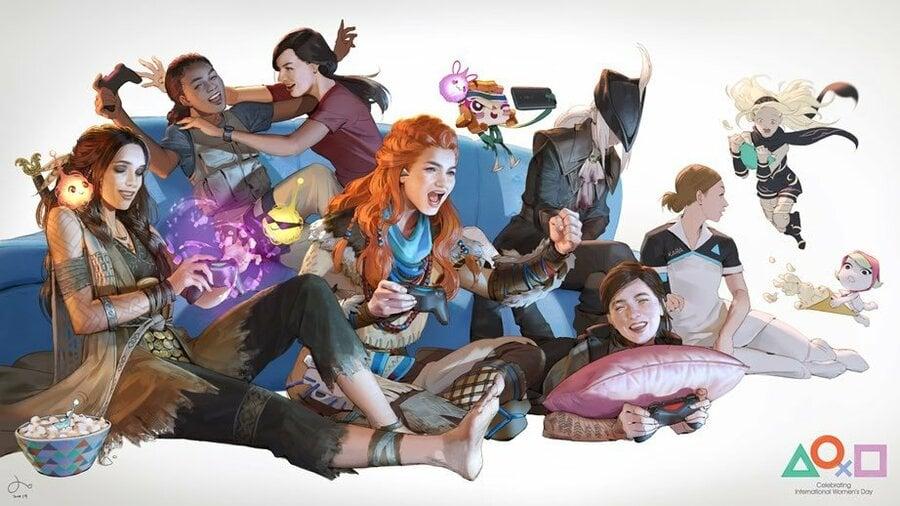 PlayStation Women 1