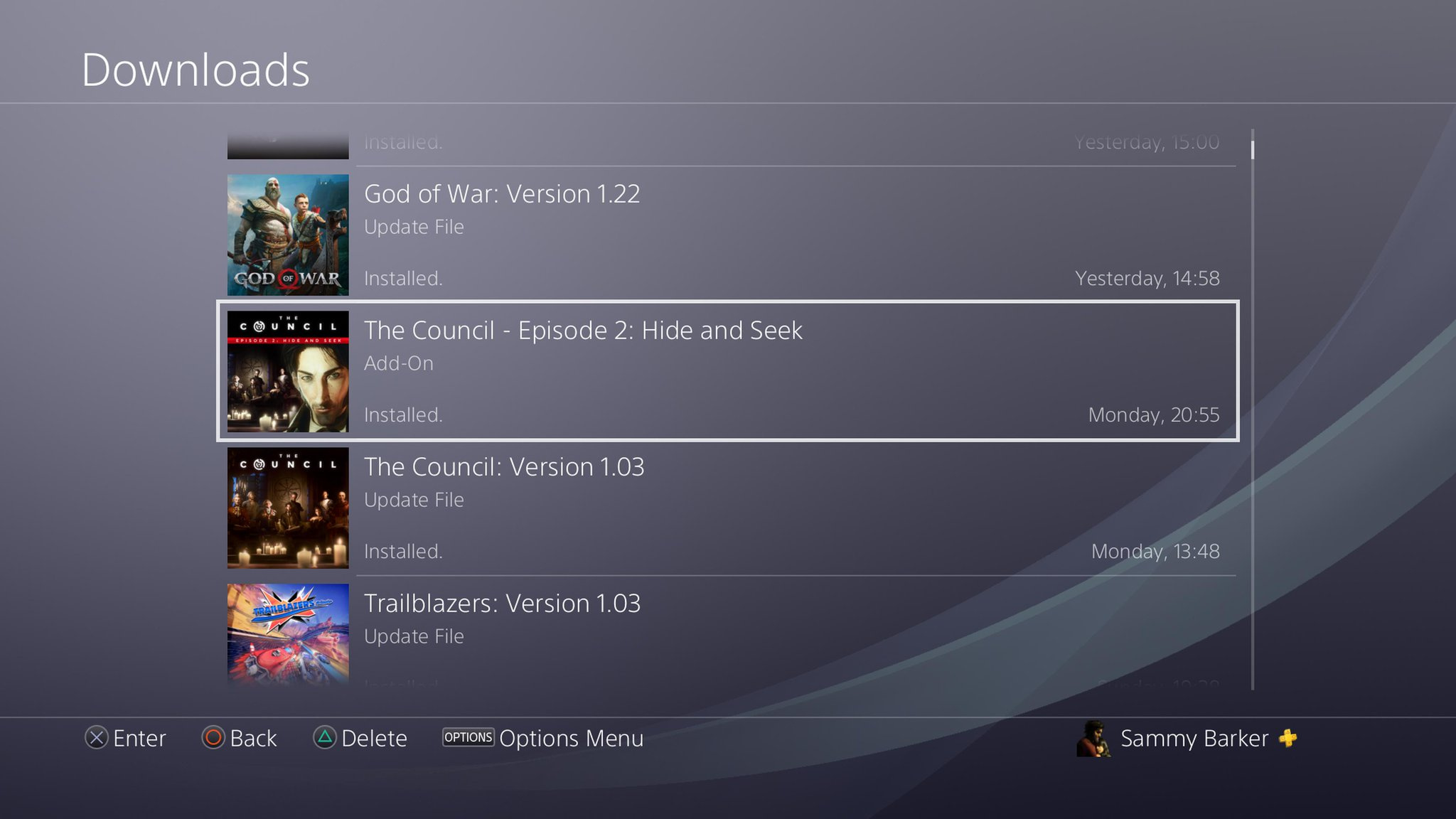 How to manage PS4 storage space - Playstation