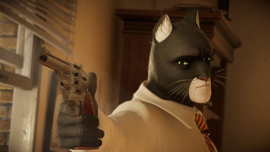 Blacksad: Under the Skin Hands on PS4 PlayStation 4 Preview 1