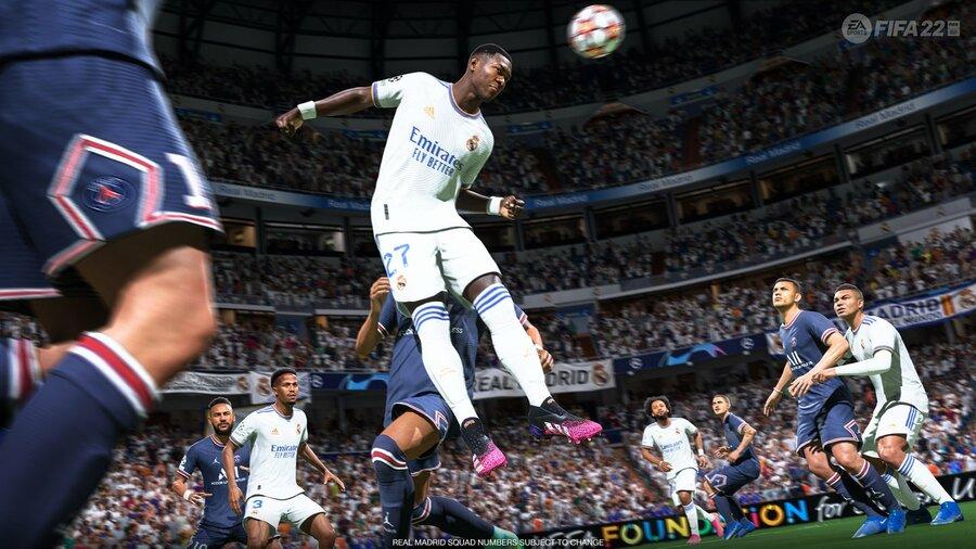 FIFA 22 PS5 PlayStation 5 1