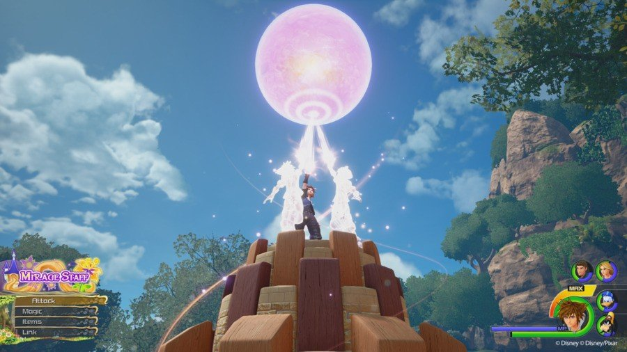 How to Equip New Abilities in Kingdom Hearts 3 Guide 1