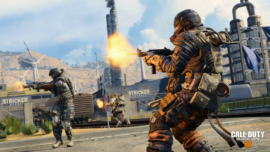 Call Of Duty Black Ops 4 Blackout PS4 PlayStation 4 2