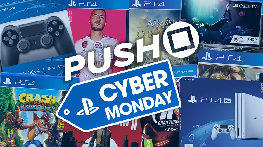 Cyber Monday 2019 PS4 PlayStation 4 Deals Guide