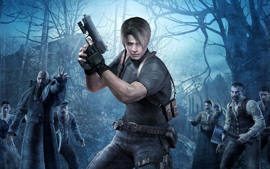 Resident Evil 4 PS4 PlayStation 4 1