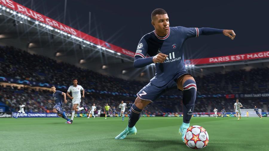 FIFA 22 PS5 PS4
