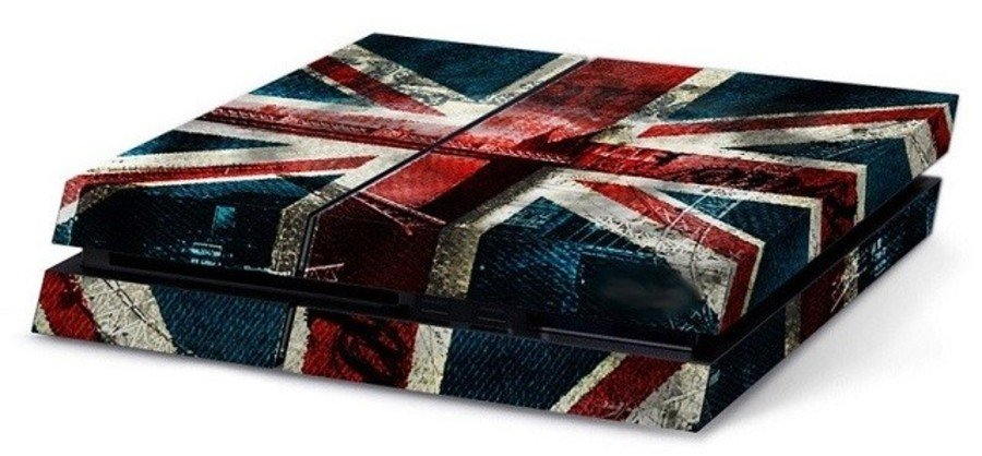 Brexit PS4 PlayStation 4 Sony 1