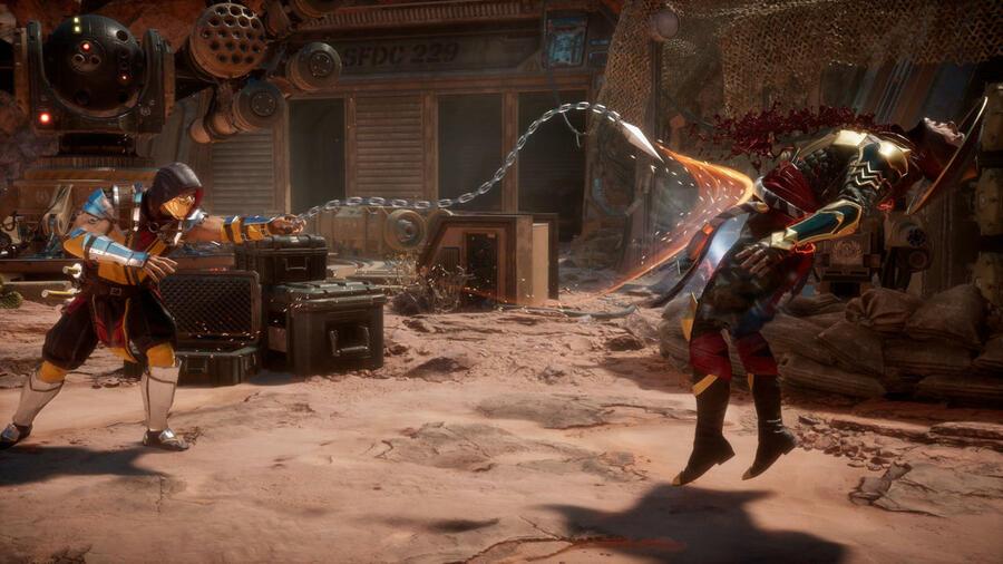 Mortal Kombat 11 PS4 PlayStation 4 4
