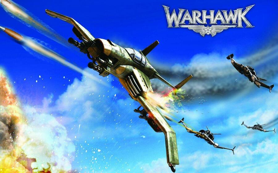 Warhawk PS3 PlayStation 3 1