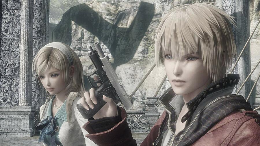 Resonance Of Fate Ps4
