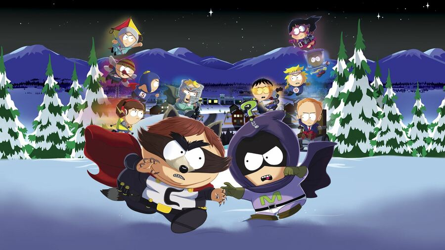 South Park The Fractured But Whole PS4 PlayStation 4 1