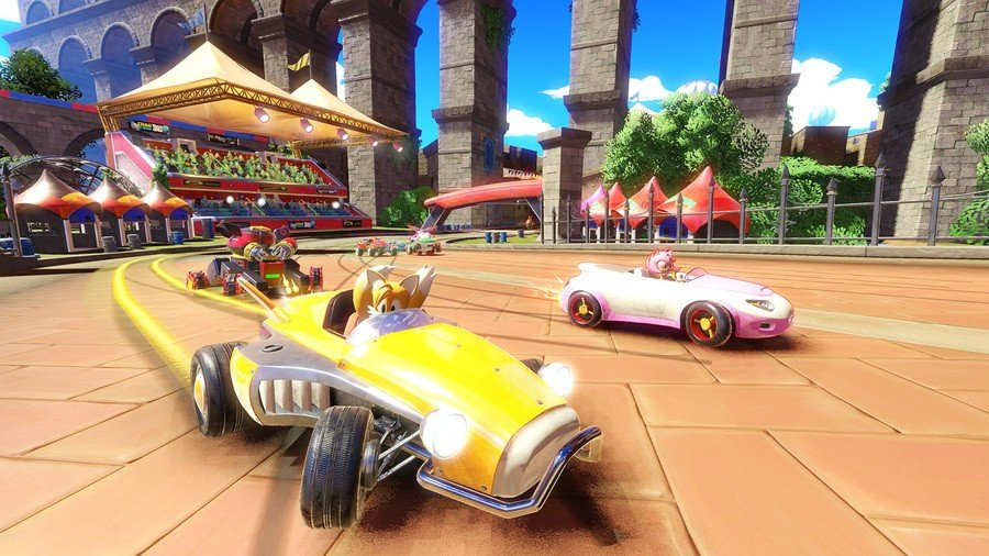 Guide: Team Sonic Racing - Tips and Tricks for Beginners