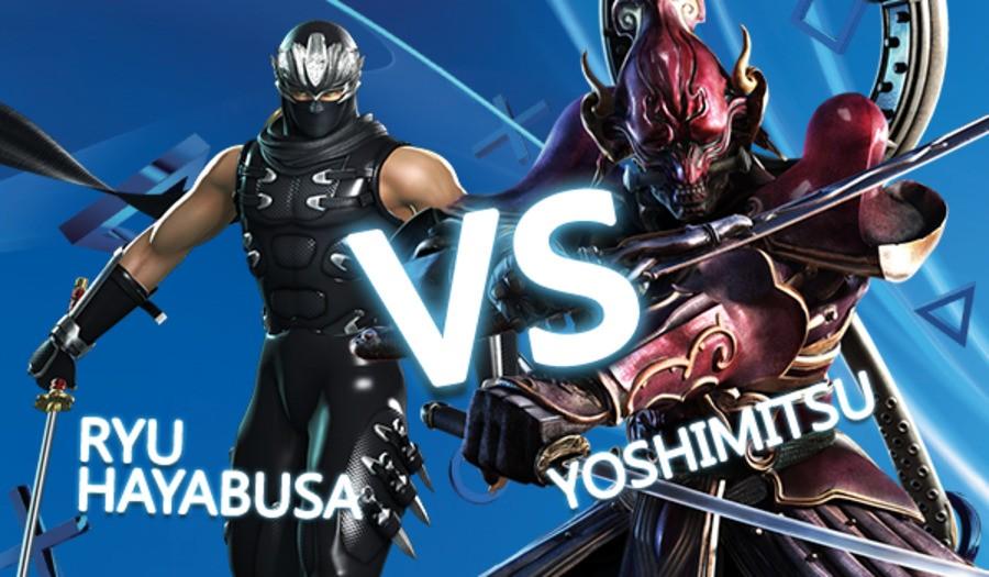 WWWW Ryu Hayabusa Yoshimitsu