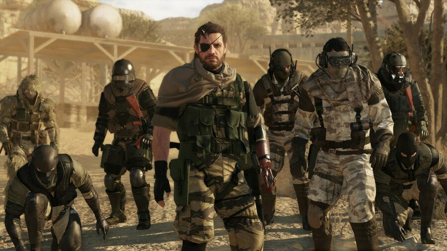 Metal Gear Online PS4 PlayStation 4 1