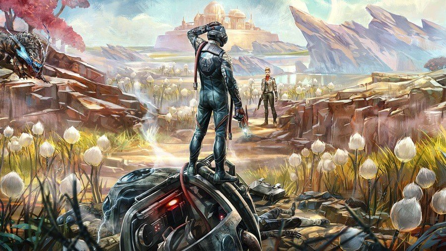 The Outer Worlds PS5