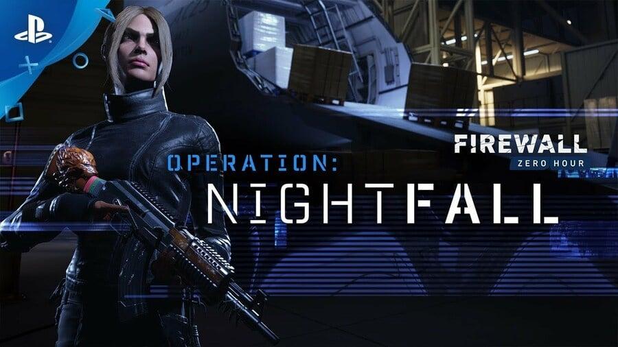 Firewall Zero Hour Operation Nightfall PS4 PlayStation 4 1