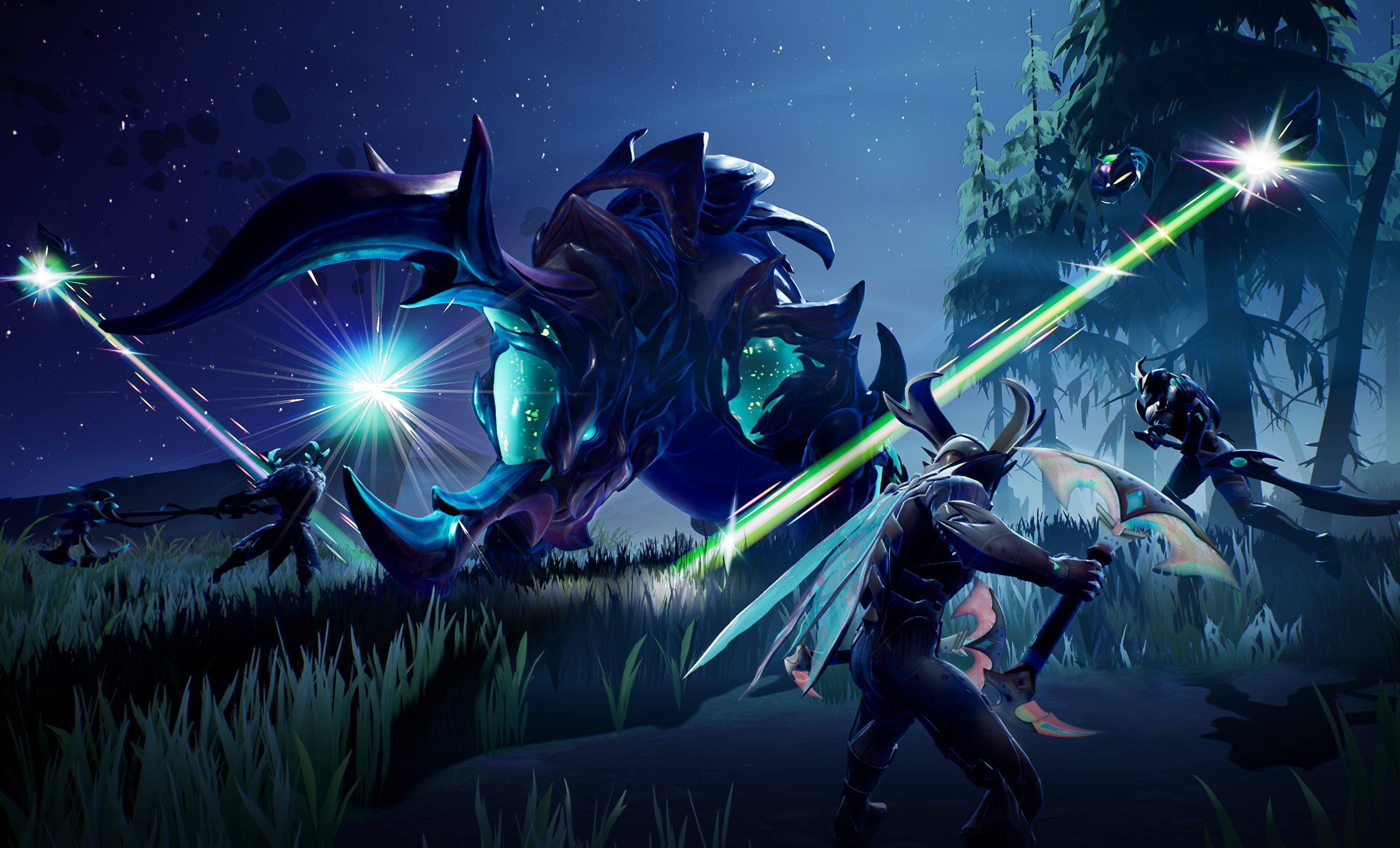 Dauntless PS4 Release Delayed to Summer 2019 - Push Square