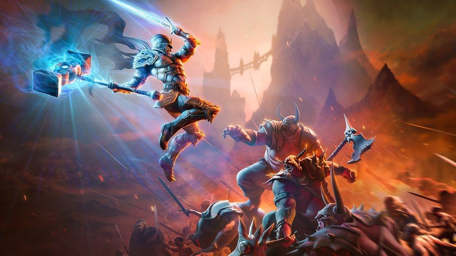 Kingdoms of Amalur Re Reckoning Patch PS4