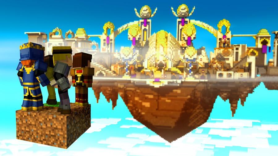 Minecraft PS4 PlayStation 4 1