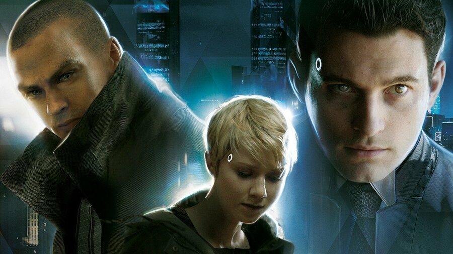 Detroit: Become Human PS4 PlayStation Quantic Dream