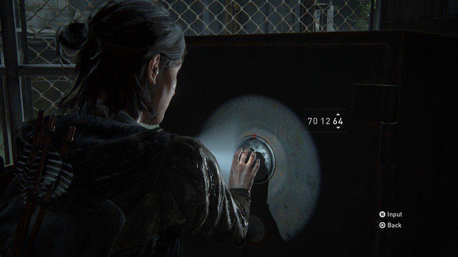 The Last of Us 2: How to Open the Fenced Off Safe When Exploring by Boat Guide