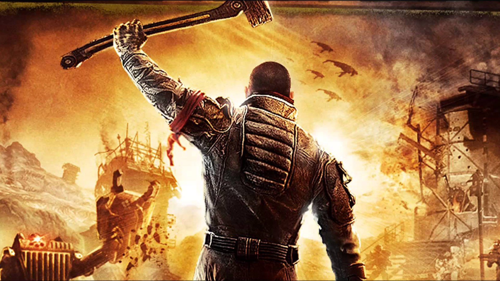 Rumour: Is Red Faction Evolution One of THQ Nordic's