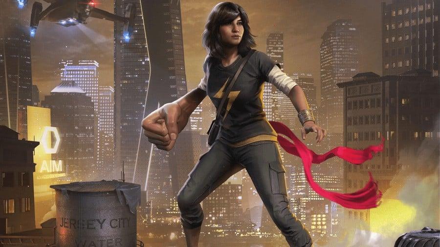Marvel's Avengers Game: Best Kamala Khan Character Builds Guide 1