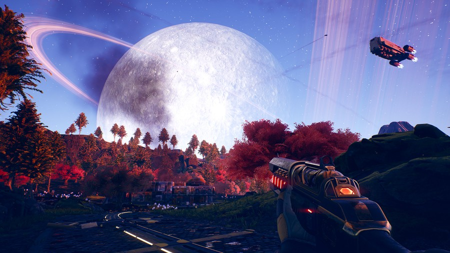 The Outer Worlds PS4 PlayStation 4