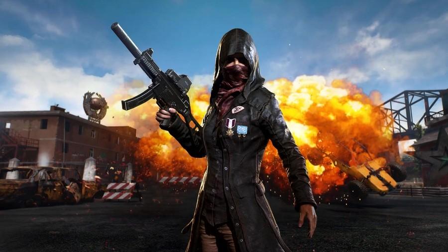 PlayerUnknown's Battlegrounds PS4 PUBG Sony 1