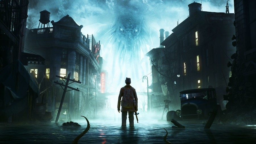 The Sinking City PS4 PlayStation 4 1