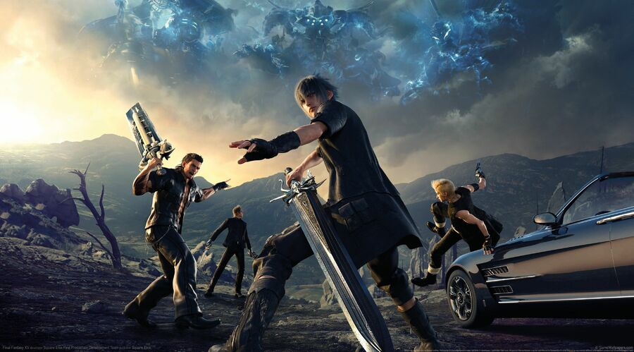 Final Fantasy 16 PS5 PlayStation 5 1