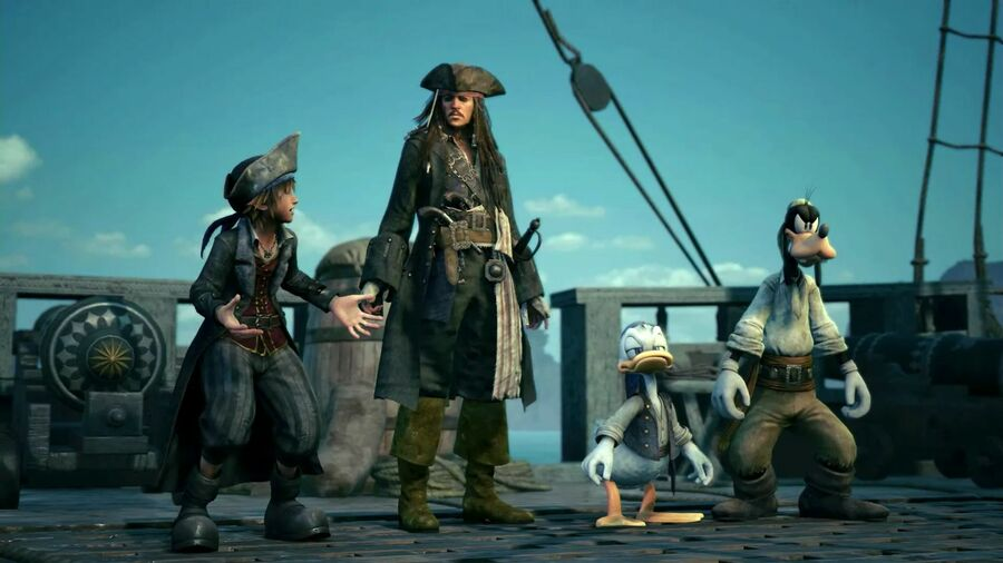 What Disney Worlds Are There in Kingdom Hearts 3 Guide 1