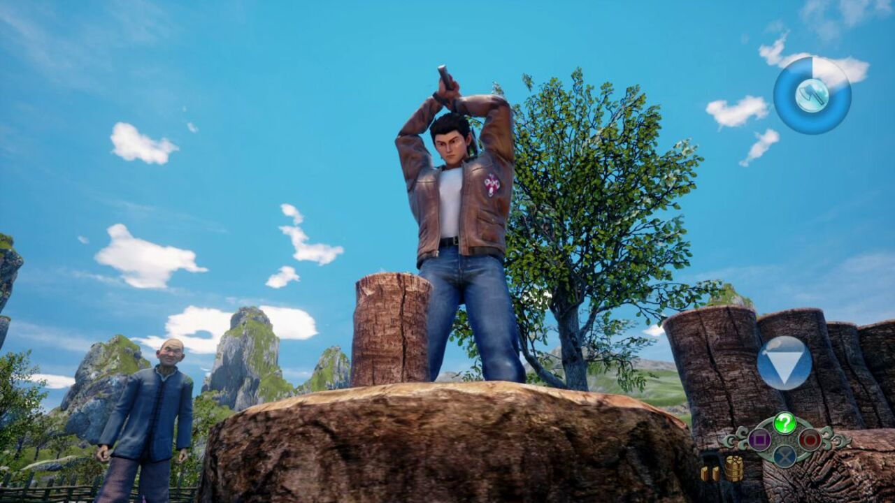 Shenmue III's PC Demo Is the Nostalgia Hit You Need Today