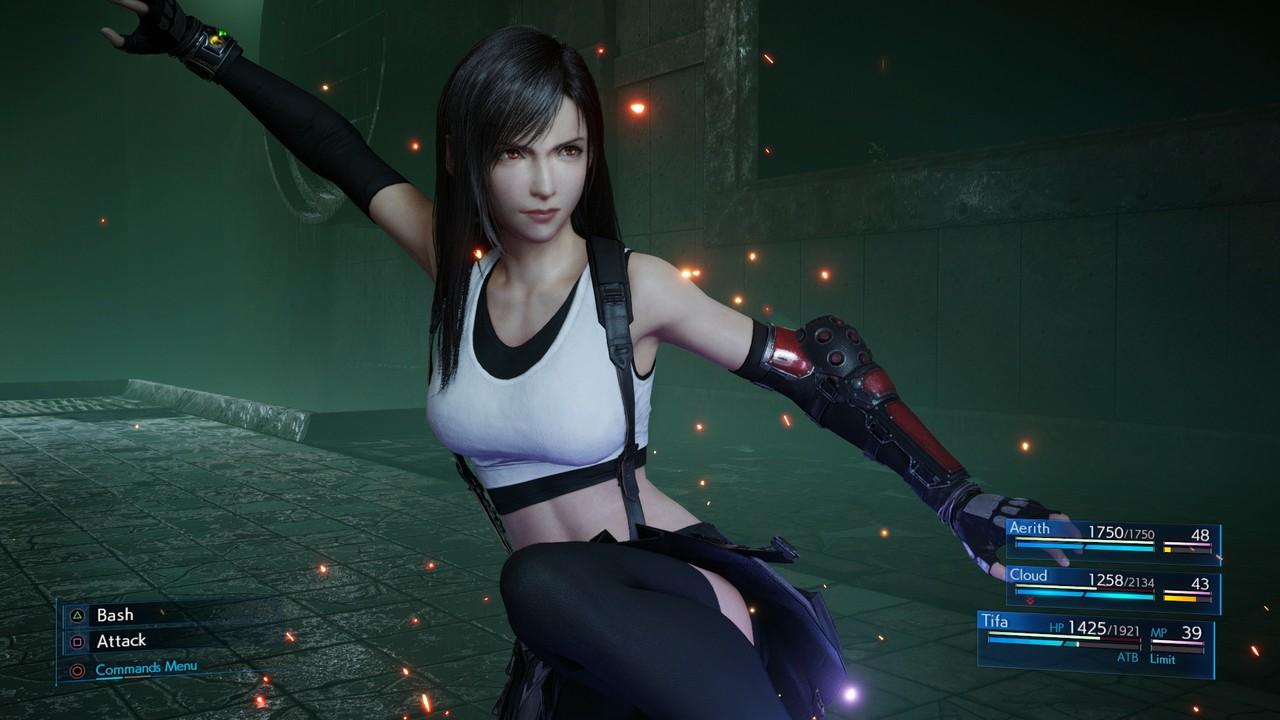 Final Fantasy VII Remake's Re-Recorded Battle Music Is Godlike