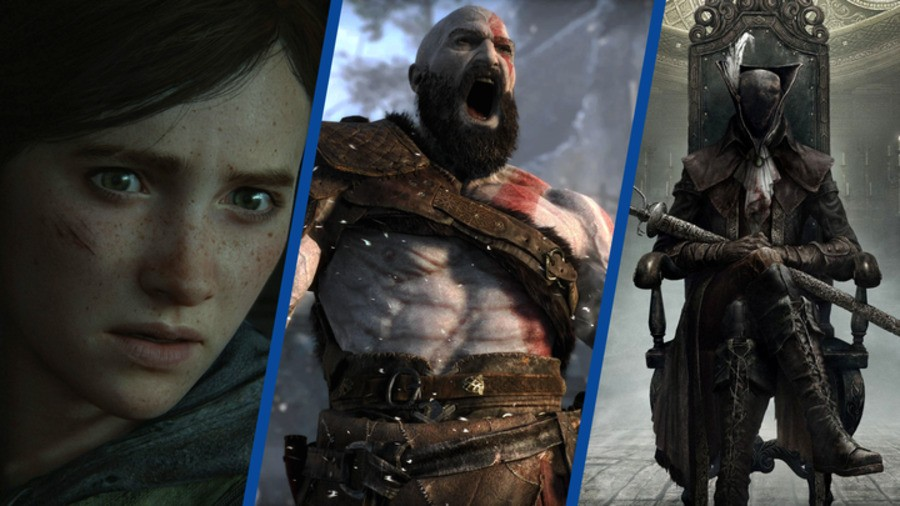 Push Square Readers' Top 10 PS4 First-Party Exclusives of the Generation Feature 1