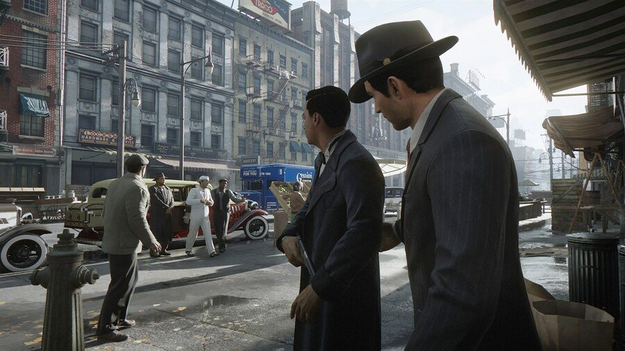 Mafia Definitive Edition Open World