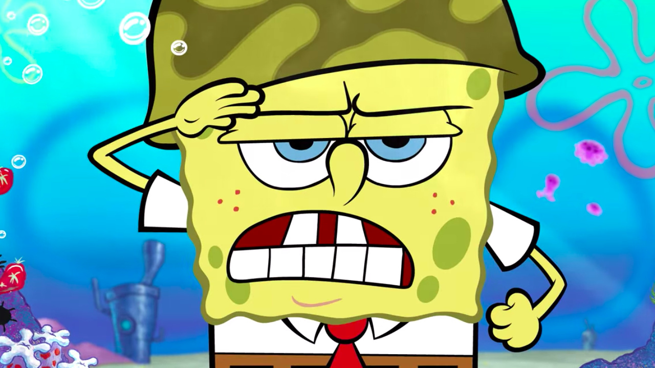 Release Date Leaked for SpongeBob Rehydrated, and It's Going Up Against The Last of Us 2