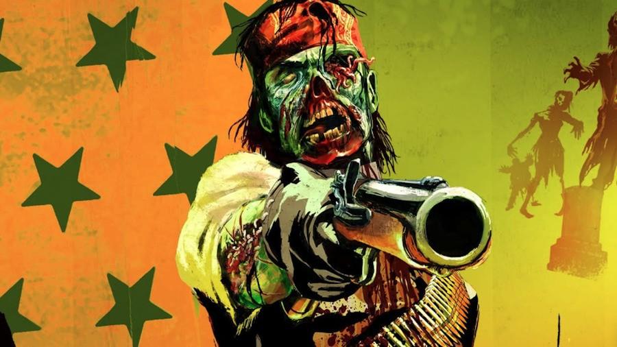 Red Dead Online Zombies Undead Nightmare 2